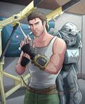 Power Armor Fix Up