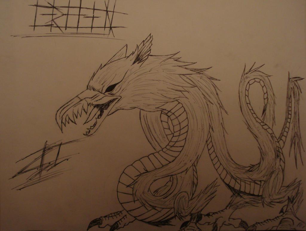 Griffgon by plushbrony101