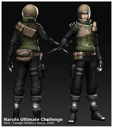 Naruto challenge by saruzann