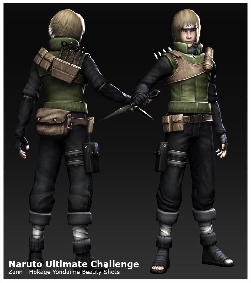 Naruto Challenge By Saruzann On DeviantART