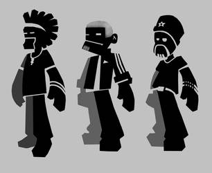 sonyEricson  reggae band by saruzann