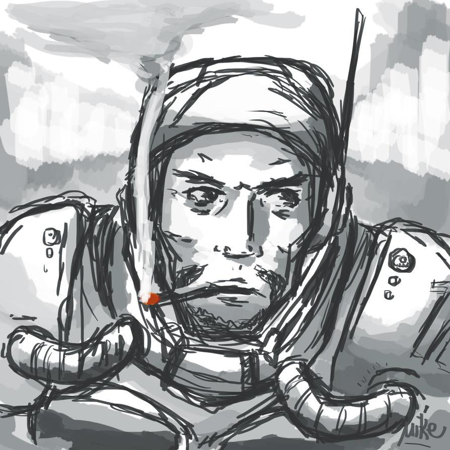 Trooper by senpoRIOT