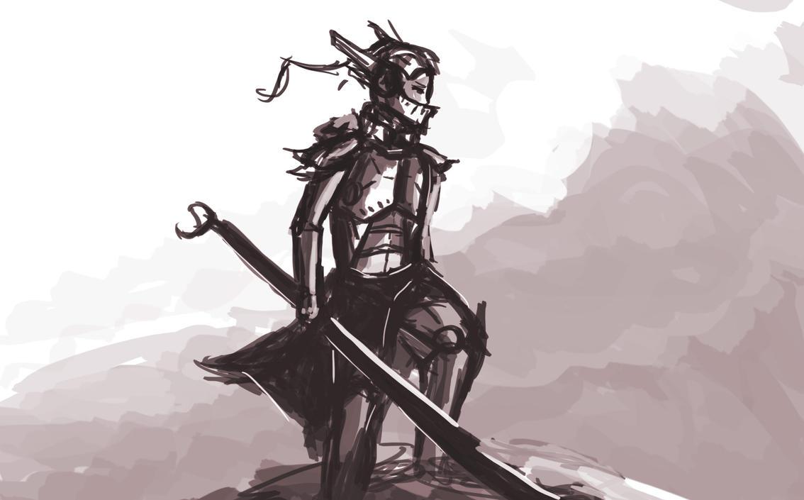 Future Knight by senpoRIOT