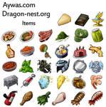 Aywas/DN - Items