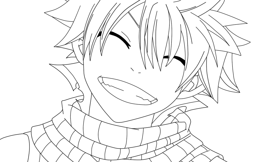 It's just an image of Ambitious natsu coloring pages