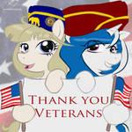 Pacific PonyCon Veteran's Day