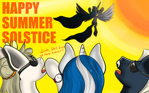 PPC 2016 Summer Solstice! by PacificPonyCon