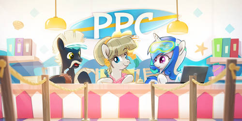 PPC 2017 Rockwell, Mission Belle + SilverStrand by PacificPonyCon