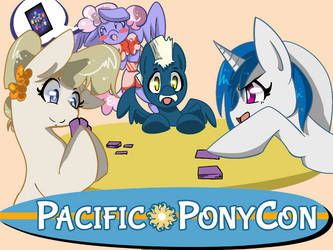 PPC 2017 - My Little Pony CCG by PacificPonyCon