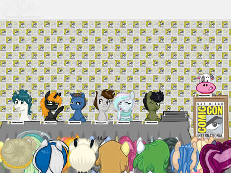 Bronies: The Fandom of My Little Pony at SDCC2017