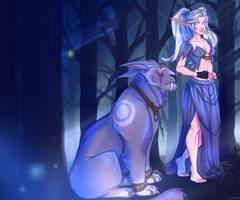 Commission: Layilea