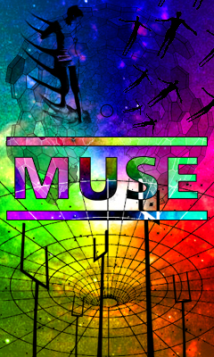 Muse Cell Wallpaper by serge369