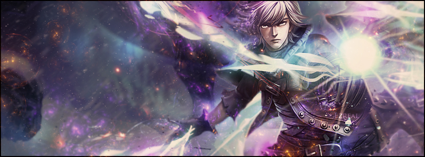 League of Legends - Frost Ezreal by InvisibleExplorer on ...