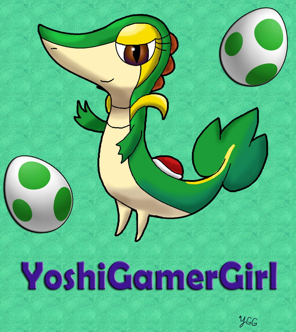 YoshiGamerGirl's Profile Picture