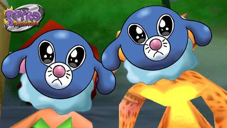 Spyro Ripto's Rage! Funny Teaser Thumbnail by YoshiGamerGirl