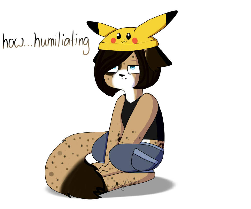 how...humiliating(OC) by LuckyKlover