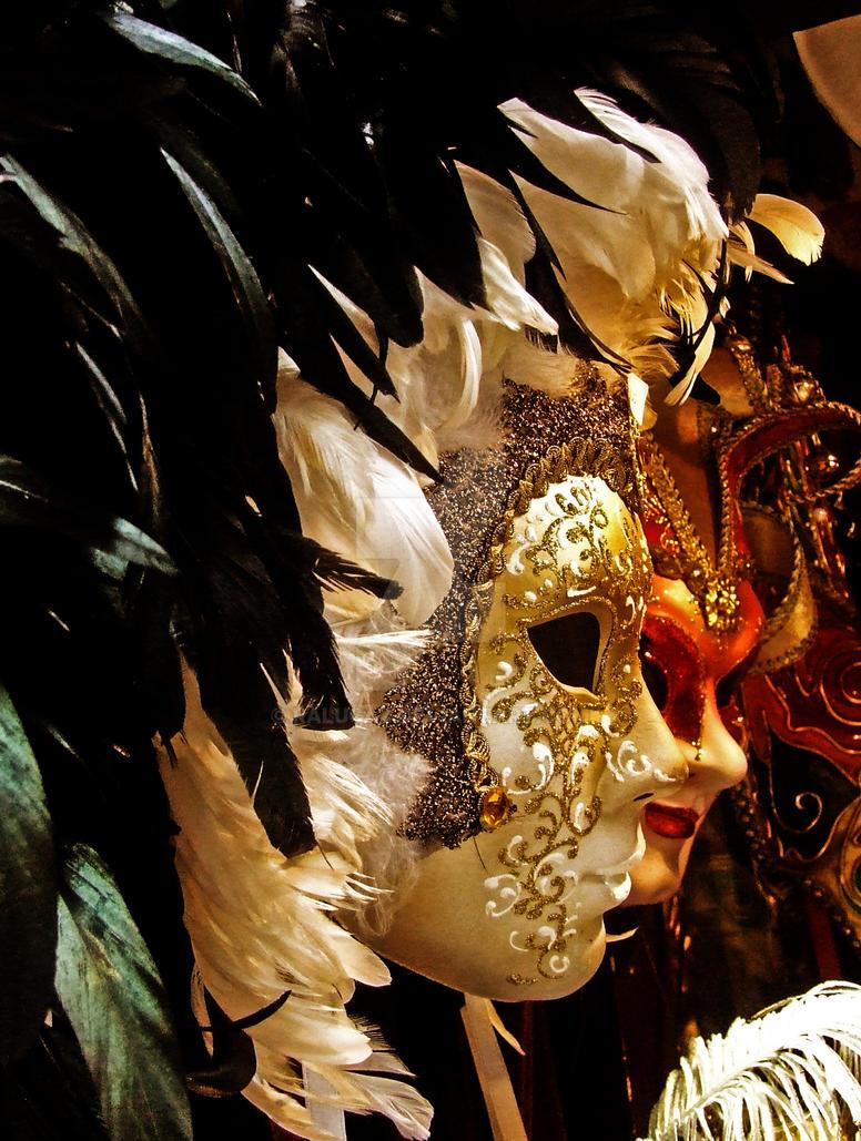 maschera by RalucaZ
