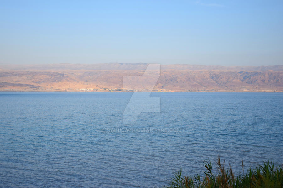 Dead Sea by RalucaZ