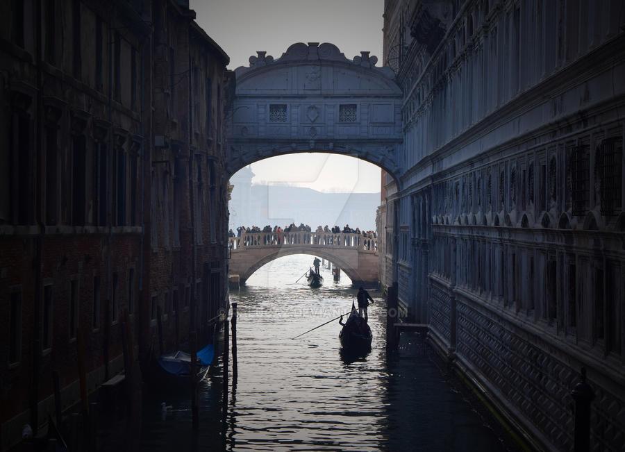 Ponte dei Sospiri by RalucaZ