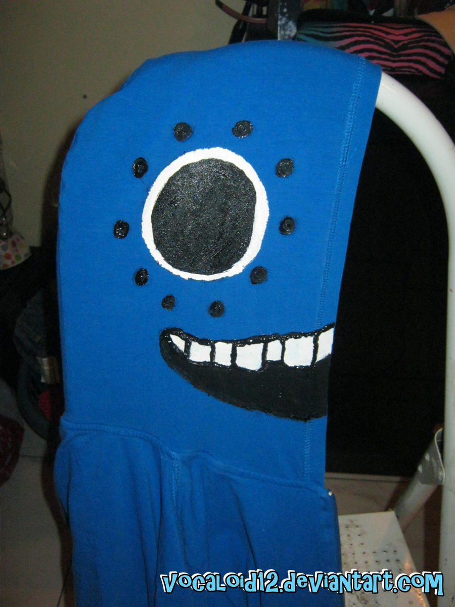 blue MATRYOSHKA Jacket. by Vocaloid12