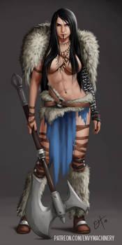Barbarian Victoria