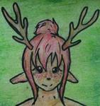 Headshot Centaur Doodle