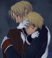 'Don't Leave...' by sai-xem