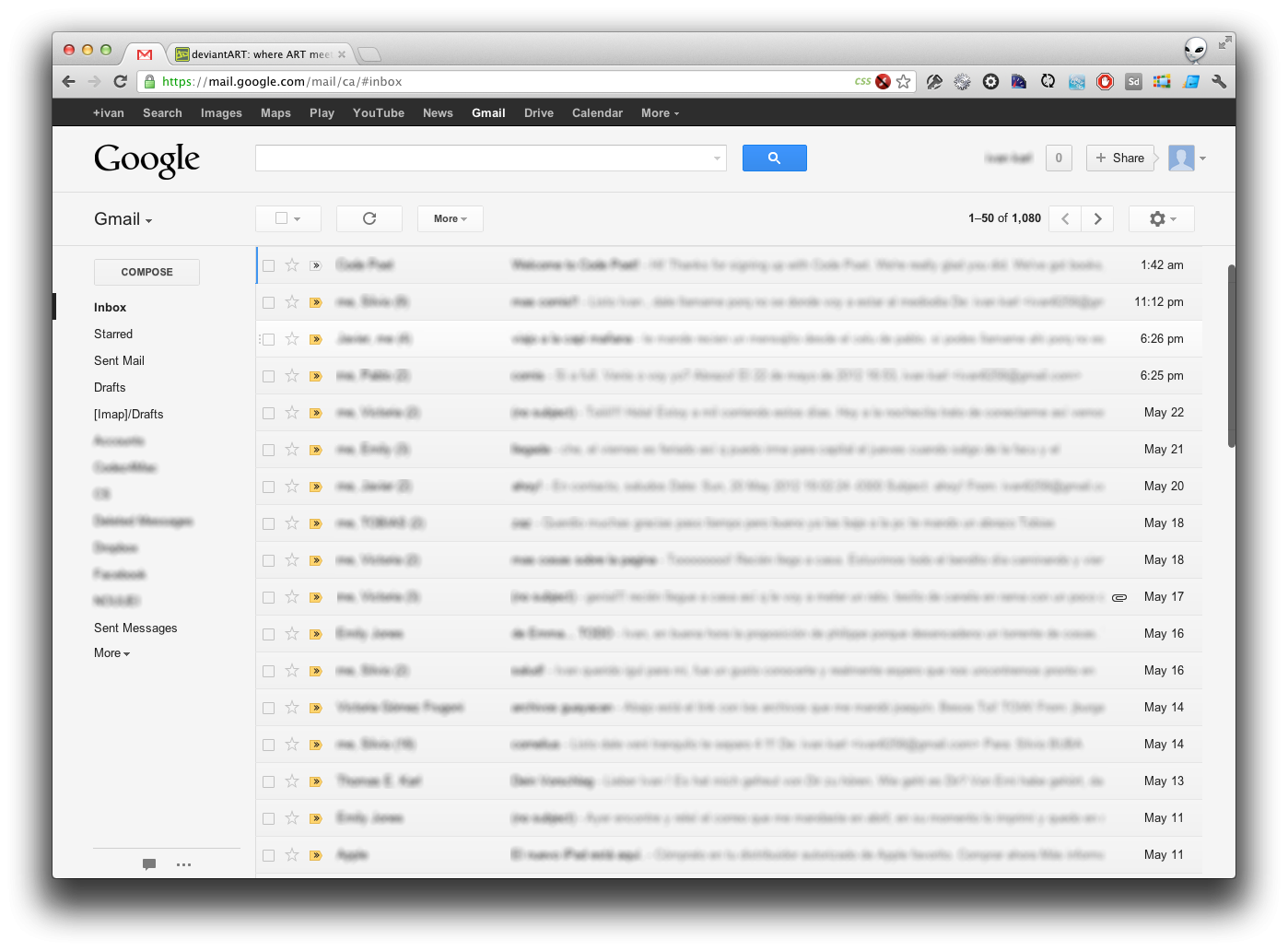 Gmail theme css - Gmail Gray Theme By Farfanoide Gmail Gray Theme By Farfanoide