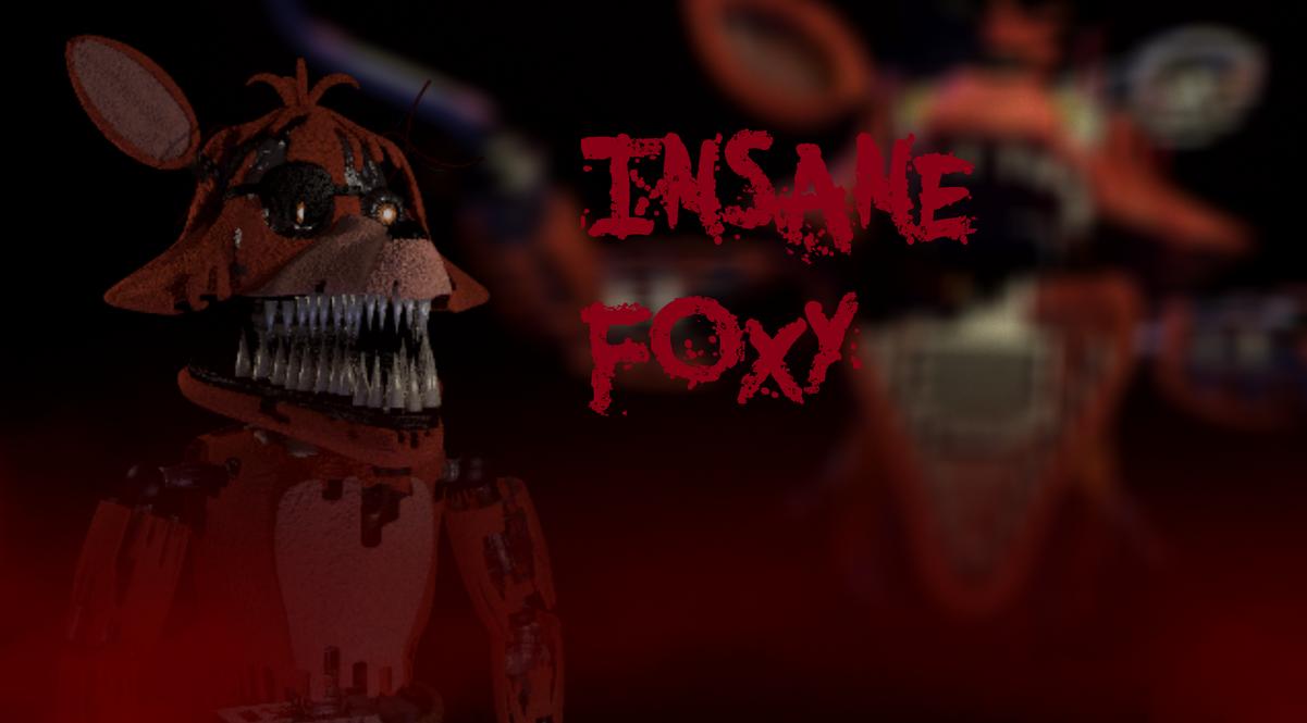 insane foxy wallpaper by springtrapmlgswag on deviantart
