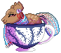 Fin Teacup by Red-Draws