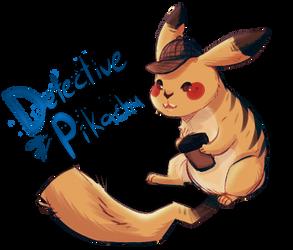 [F] Mr Pikachew by Red-Draws