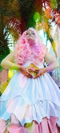 Rose Quartz by ClaireMaeda