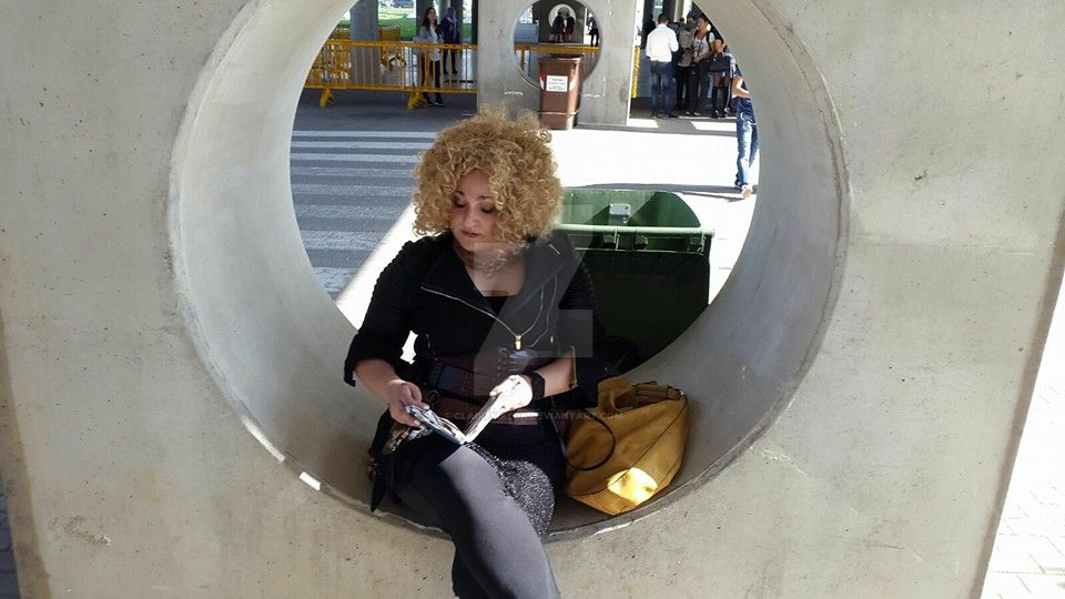 The Husbands of River Song cosplay by ClaireMaeda