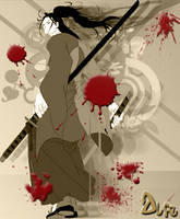 samurai by CrazyAlfe