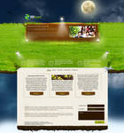 Floating Island Template