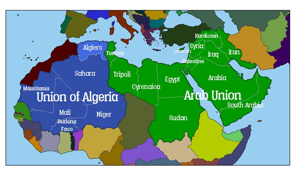 Alternate arab world by entrerrianomaps on deviantart alternate arab world by entrerrianomaps gumiabroncs Choice Image