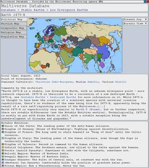 Multiverse Database - Showcase