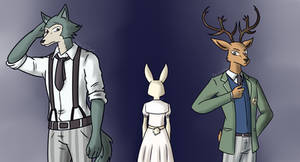Beasts and a Bunny