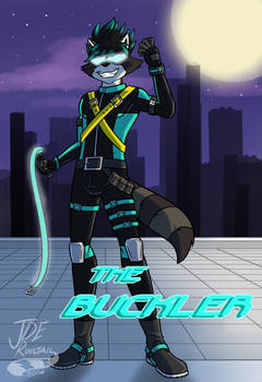 The Belted Vigilante of the Night - The Buckler