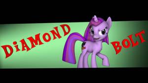 {SFM} Diamond Bolt Poster