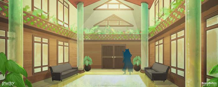 RWBY 4: Belladonna Home Entrance