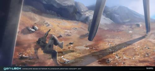 gen:Lock: Vanguard Base Exterior Plains 1
