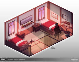 RWBY 5: Mistral House Bedroom