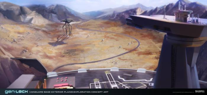 gen:Lock: Vanguard Base Exterior Plains 2