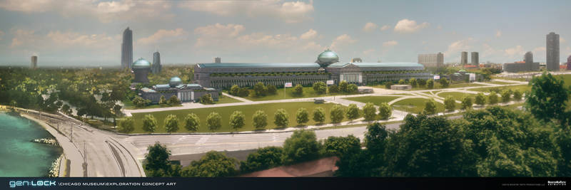 gen:Lock: Chicago Museum
