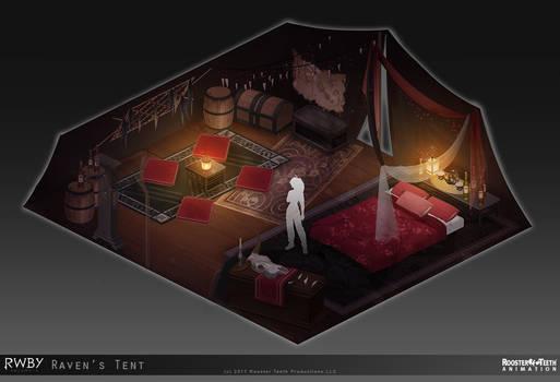 RWBY 5: Raven's Tent