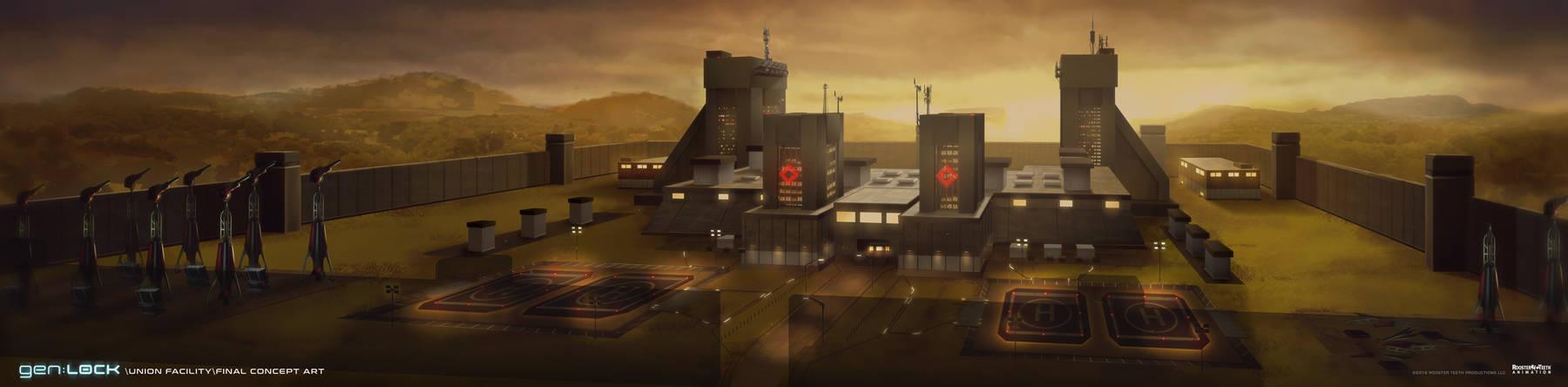 gen:Lock: Union Facility