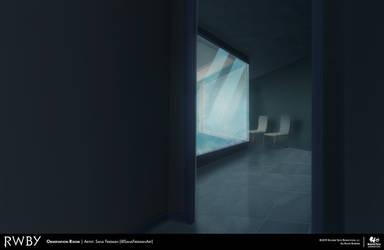 RWBY 7: Observation Room Concept