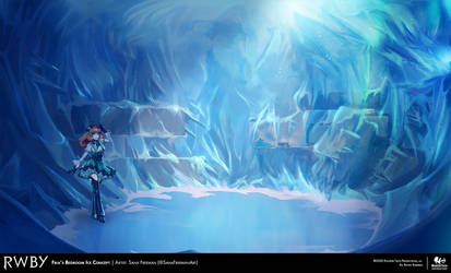 RWBY 7: Fria's Bedroom (Ice)