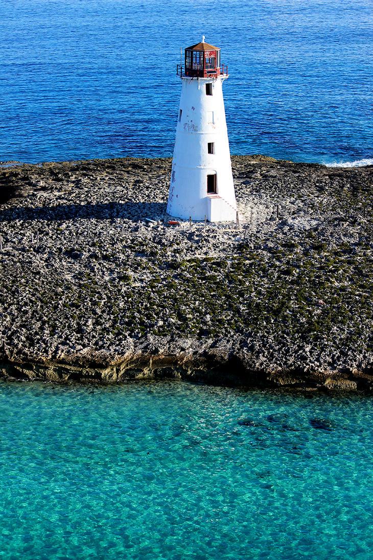 Nassau Bahamas Lighthouse by winterface